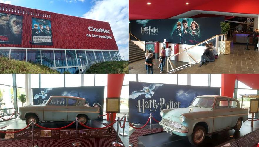 Harry Potter Exhibition in Utrecht, The Netherlands