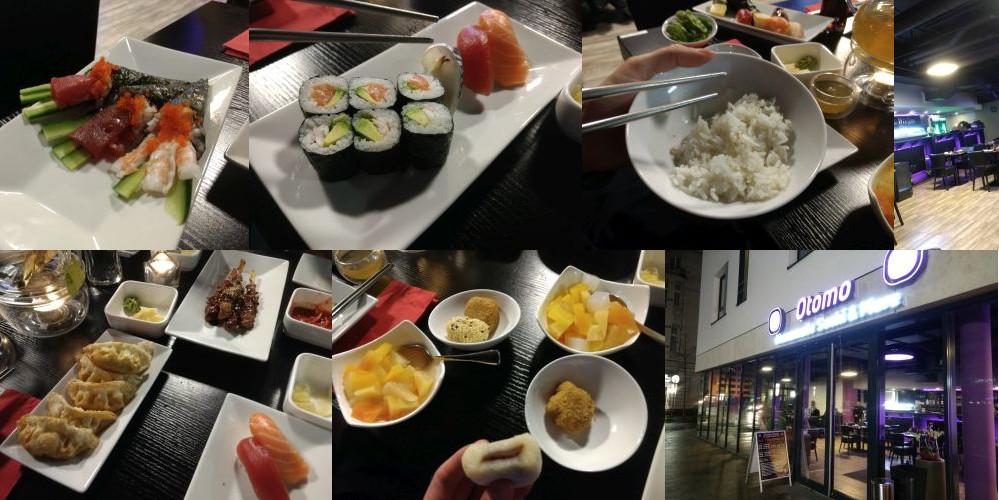 Otomo Sushi in Düsseldorf