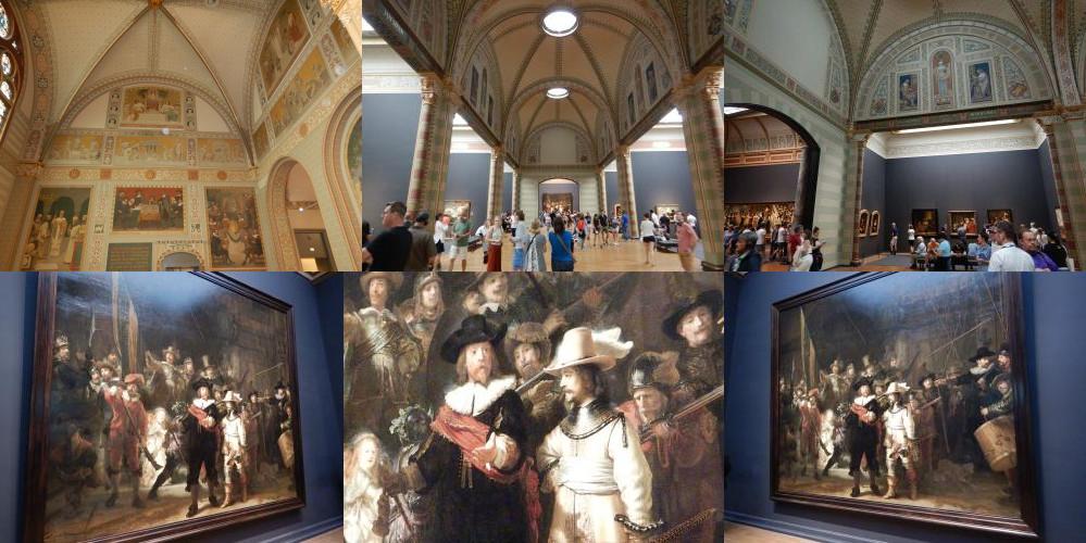 De Nachtwacht, Rijksmuseum Amsterdam