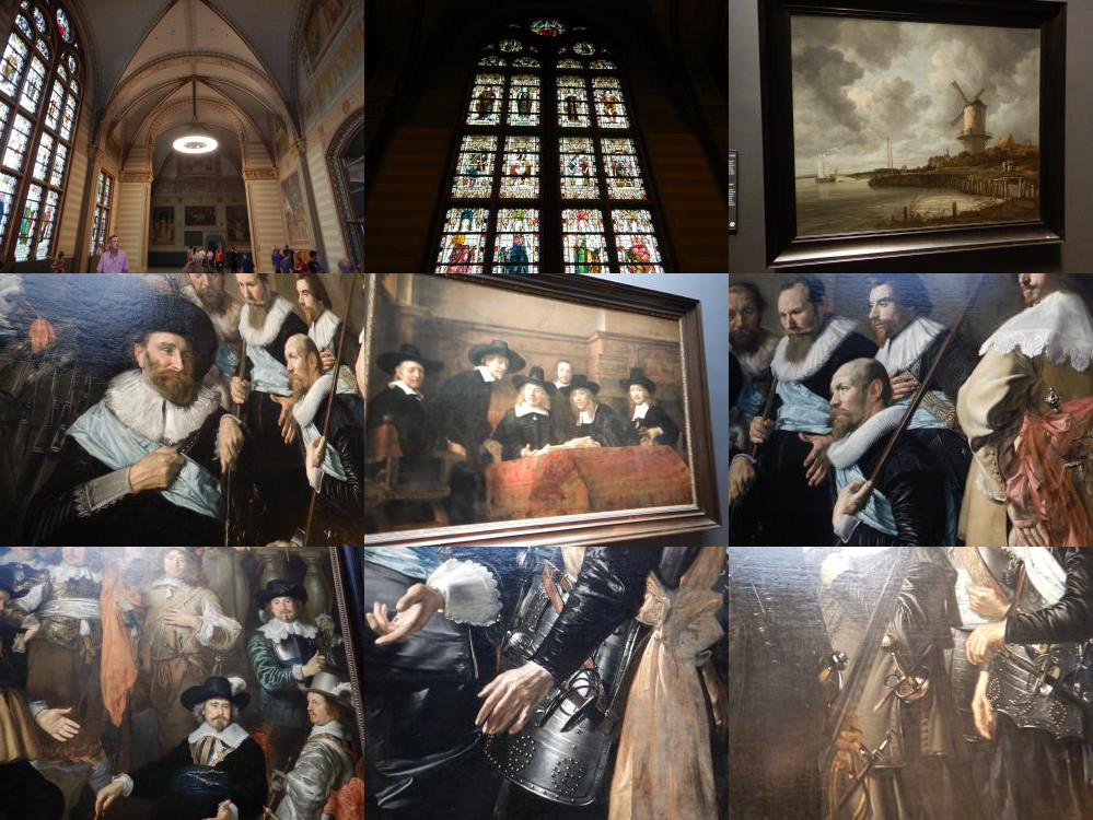 Eregalerij, Rijksmuseum Amsterdam