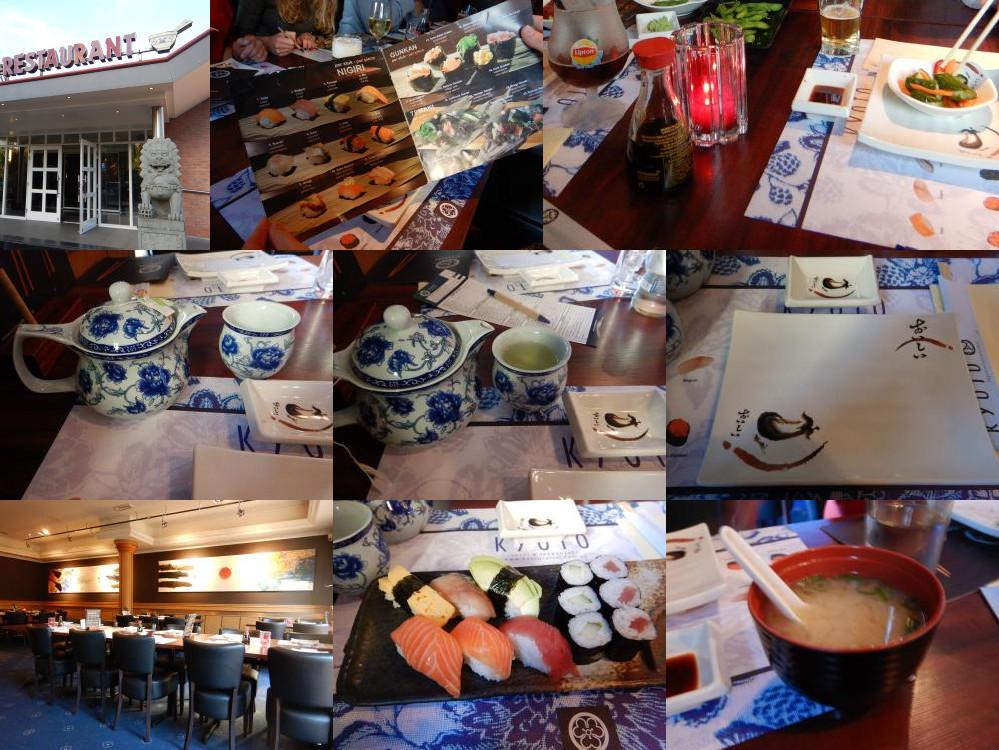 Kyoto Sushi & Grill, Rotterdam