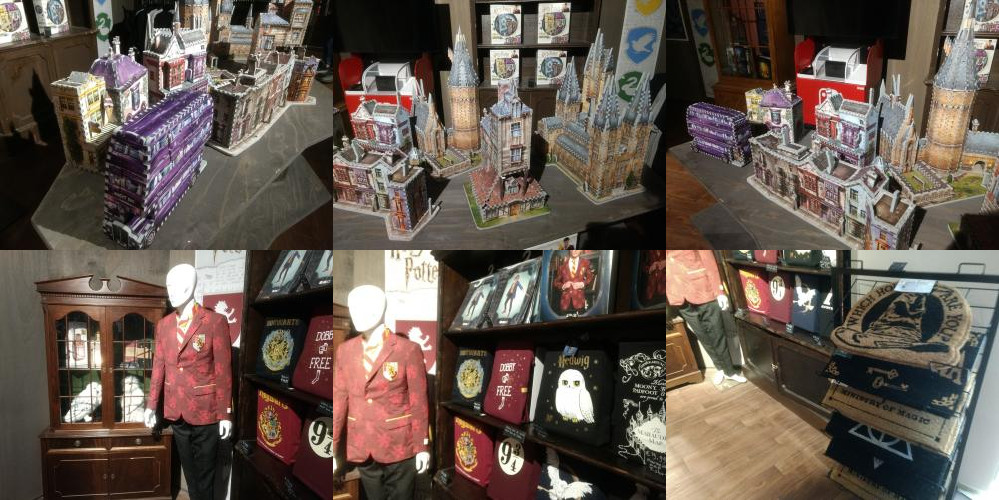 Harry Potter-winkel Utrecht