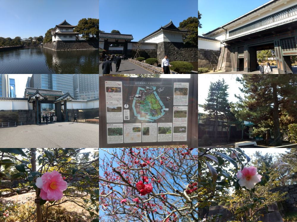 Tokyo Imperial Palace East Gardens