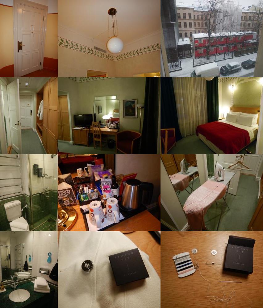 Solo Sokos Hotel Torni, 3rd floor, Helsinki