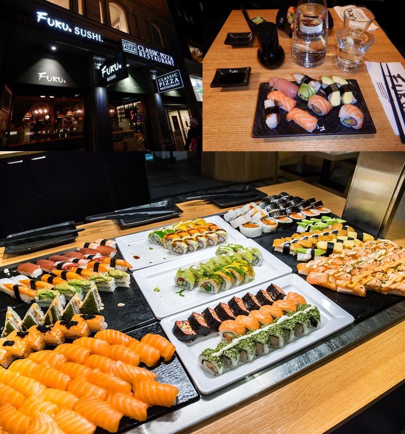 Fuku sushi Helsinki, Mannerheimintie 18
