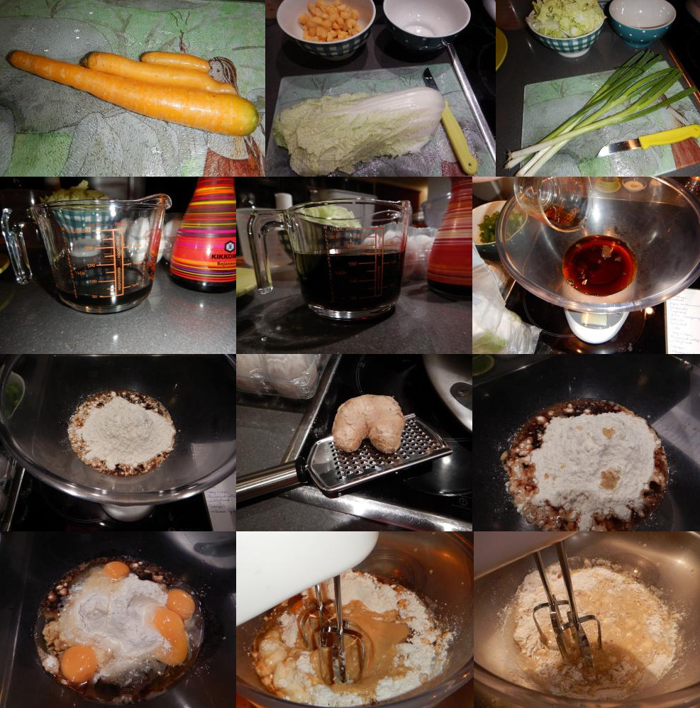 Dutch okonomiyaki recipe