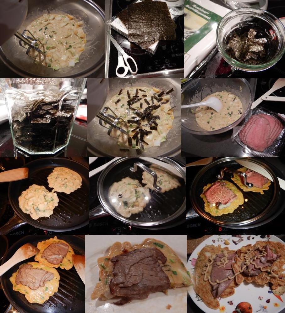 Okonomiyaki, Dutch style