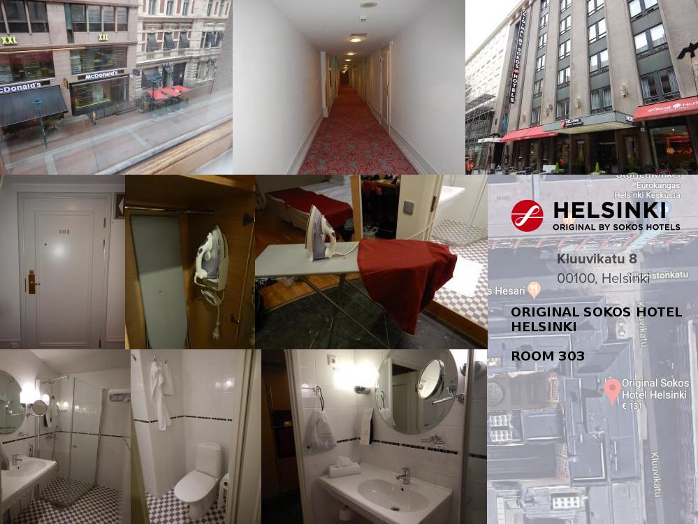 Original Sokos Hotel, Helsinki