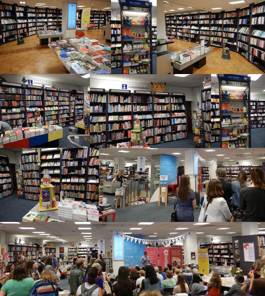 Broese bookshop Utrecht