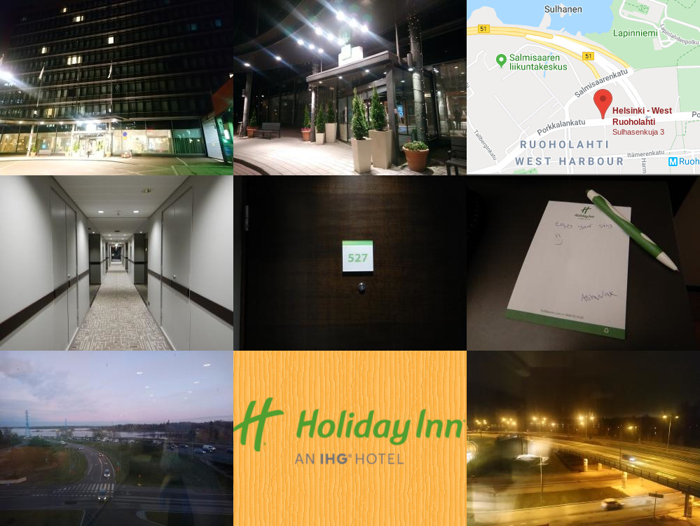 Holiday Inn Helsinki West hotel