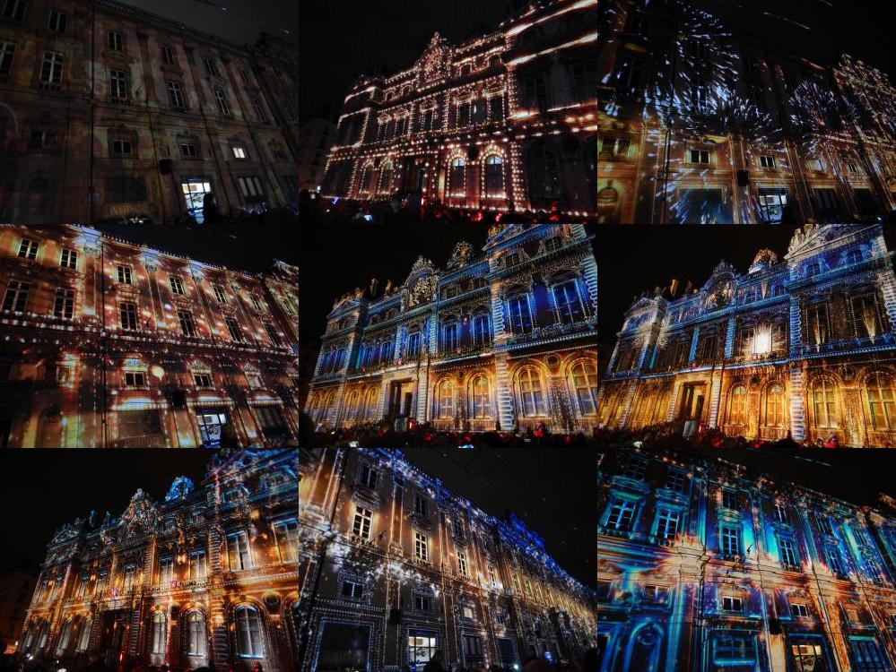 Festival of Lights, Lyon