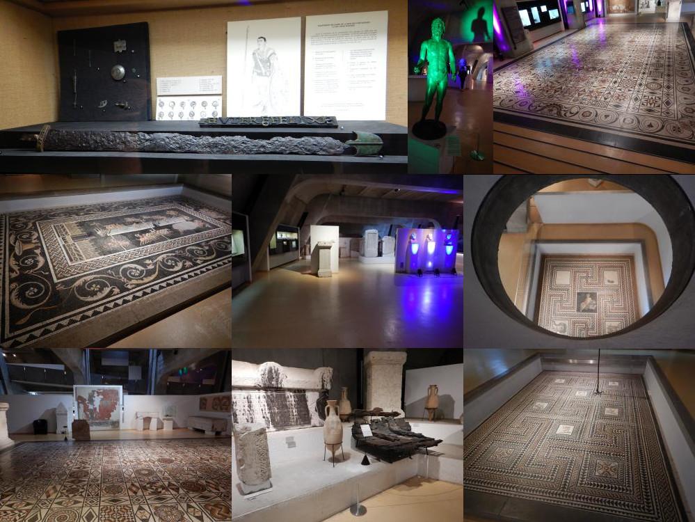 Lugdunum museum, Lyon